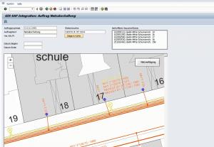 ArcFM UT Integrator - GUI integracija