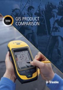 Pogledajte tabelu sa uporednim pregledom GNSS uređaja za GIS