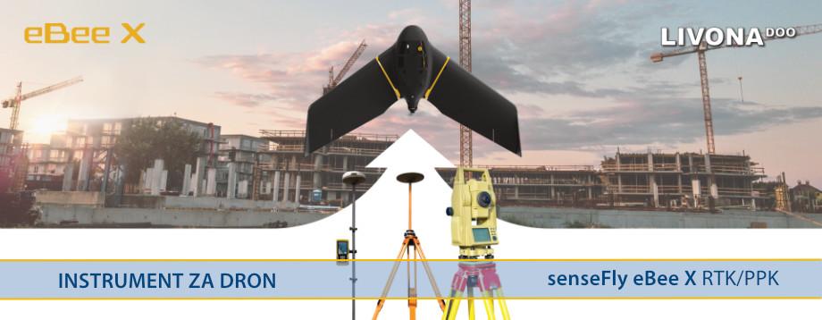 AKCIJA: Instrument za dron