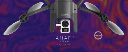 Predstavljen Parrot ANAFI Thermal