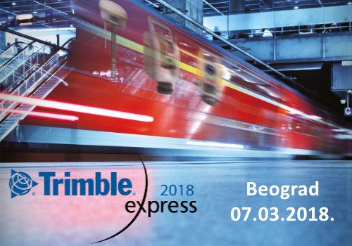 Trimble Express 2018