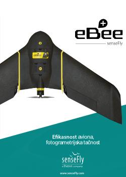 eBee Plus RTK/PP prospekt