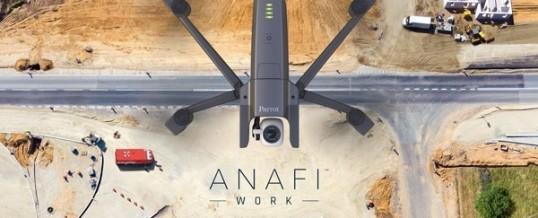 Predstavljamo Parrot ANAFI Work