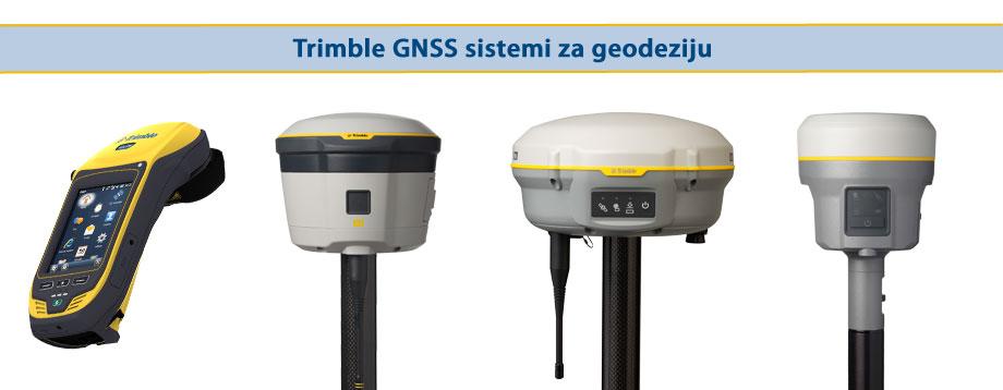 GNSS prijemnici za geodeziju