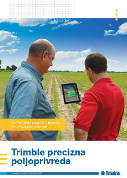 Trimble Ag Brošura 2016