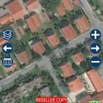 Pozicija na online Bing karti