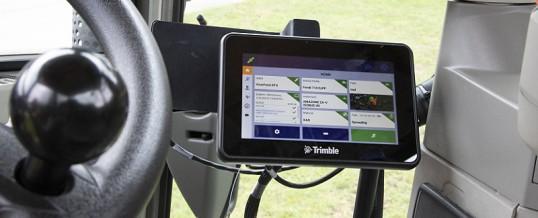 Trimble GFX-350 – novi GNSS navigator